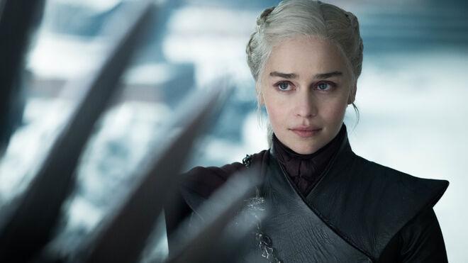 Daenerys Targaryen en el capítulo final de Juego de tronos