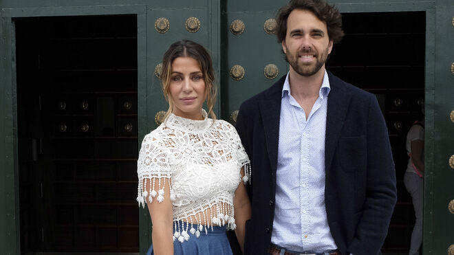 Elena Tablada y Javier Ungría en una imagen de archivo