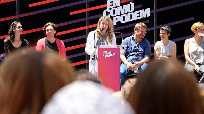 María Eugenia Rodríguez Palop, candidata de Unidas Podemos al Parlamento Europeo