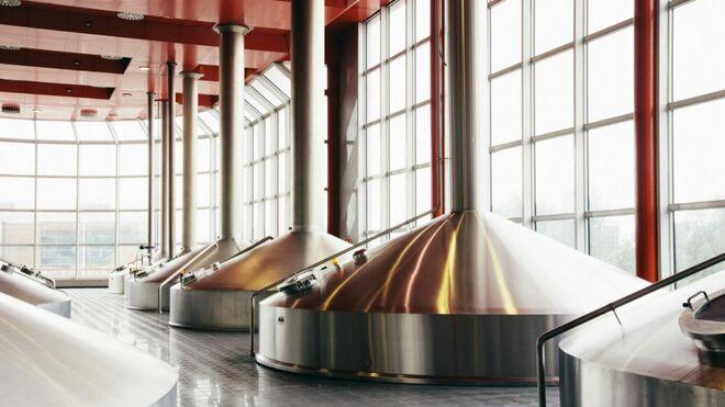 Fábrica de cerveza de Damm