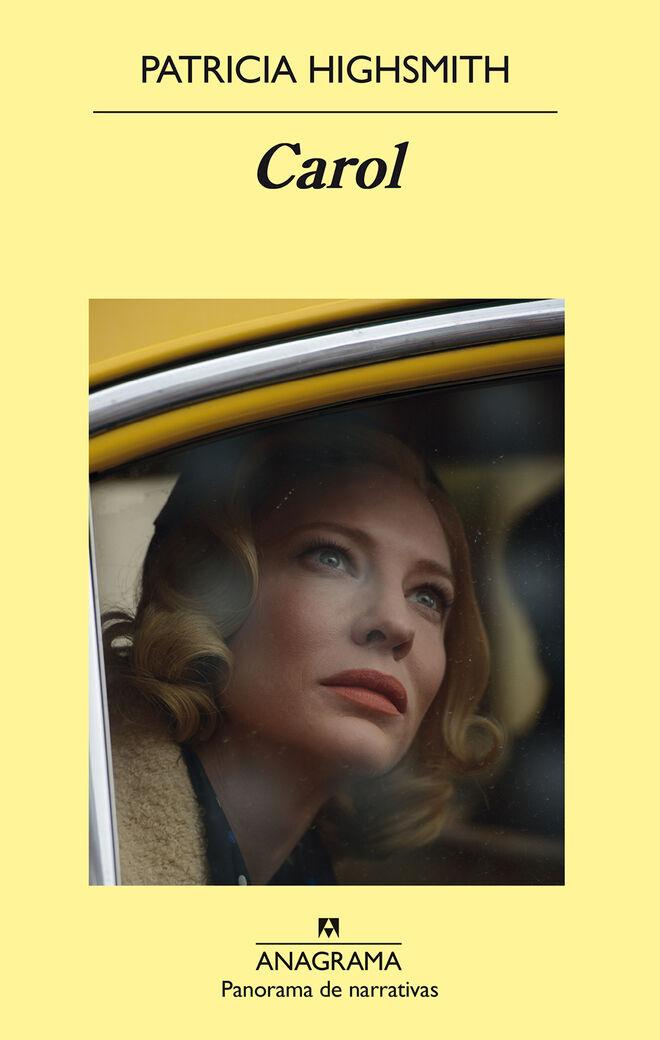 Un detalle de la cubierta de la novela 'Carol', de Patricia Highsmith.