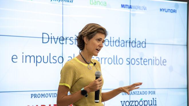 Arancha Díaz Lladó, directora de Innovación Sostenible y Diversidad de Telefónica