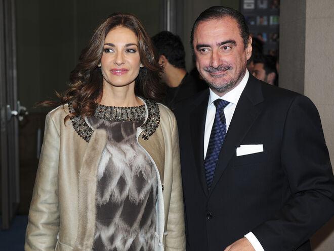 Carlos Herrera y Mariló Montero en 2010