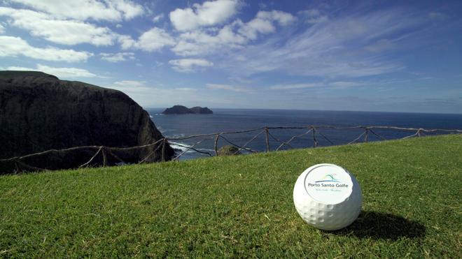 Madeira y Porto Santo cuentan con impactantes campos de golf