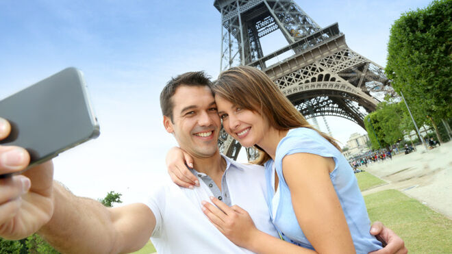París, el destino preferido de los amantes
