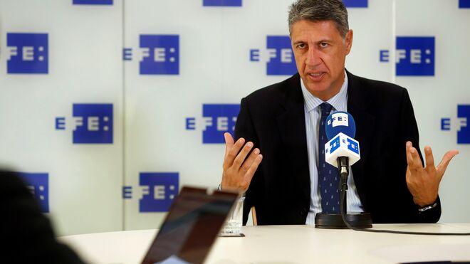 El concejal de Badalona, Xavier García Albiol.