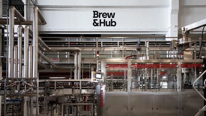 BrewHub de Mahou San Miguel en Córdoba.