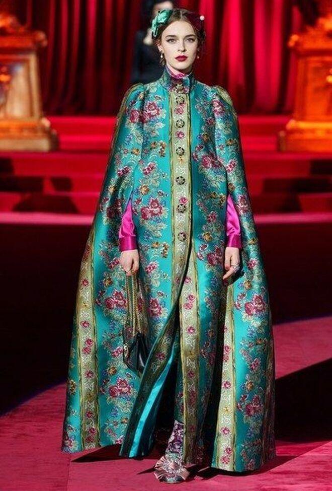 Dolce & Gabbana en su versión más oriental