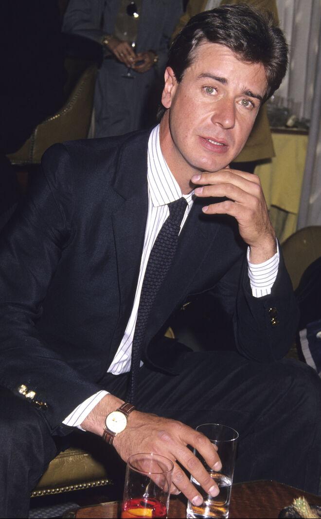 Cayetano Martínez de Irujo en 1980