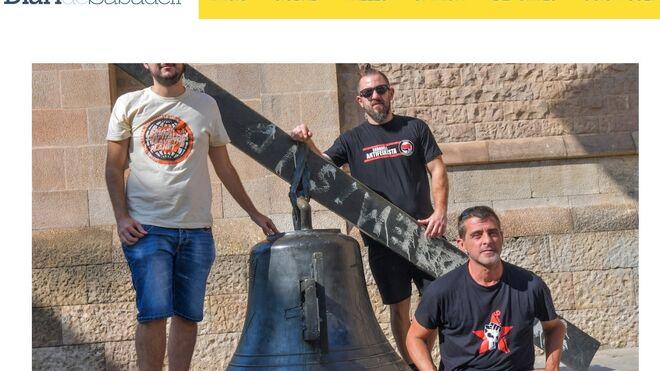Entrevista publicada el sábado en el Diari de Sabadell