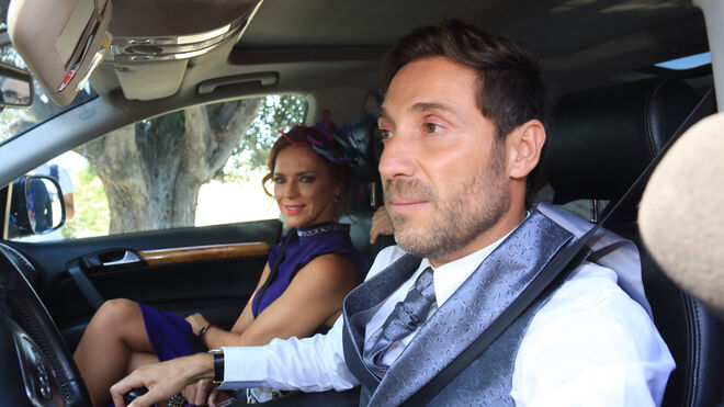 Olga y Antonio David en 2018