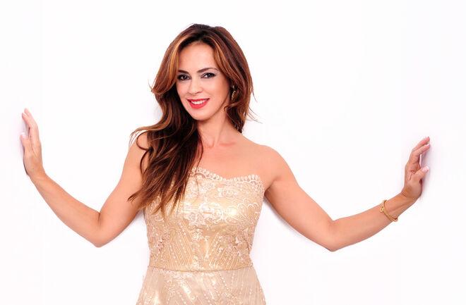 Olga Moreno en una imagen de su web