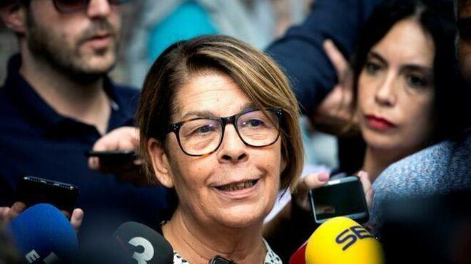 Inés Sabanés, es la número tres de la lista de Íñigo Errejón en Madrid.