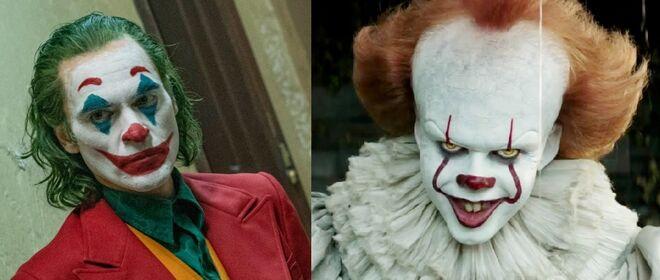 Los disfraces que más están de moda este Halloween son los de Joker o del payaso de IT.