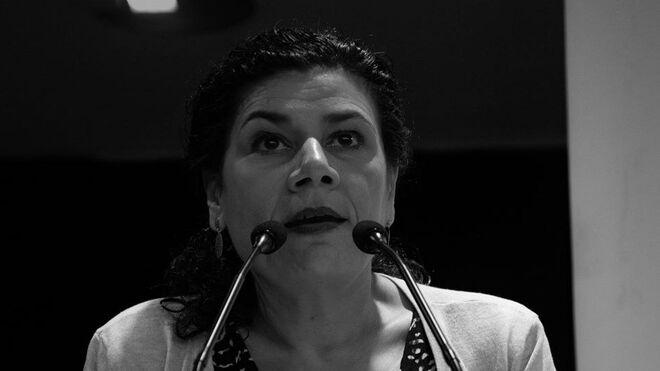 Ana Losada, presidenta de la Asamblea para una Escuela Bilingüe en Cataluña (AEB).