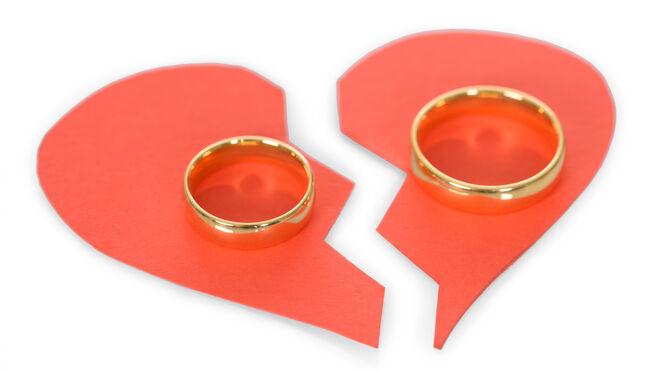 El divorcio planea por muchas cabezas