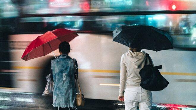 Lloverá estos días
