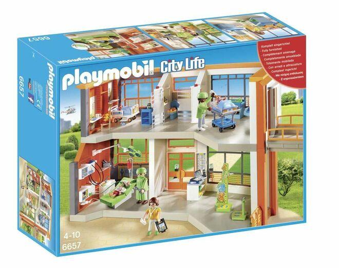 PlaymobilHospital