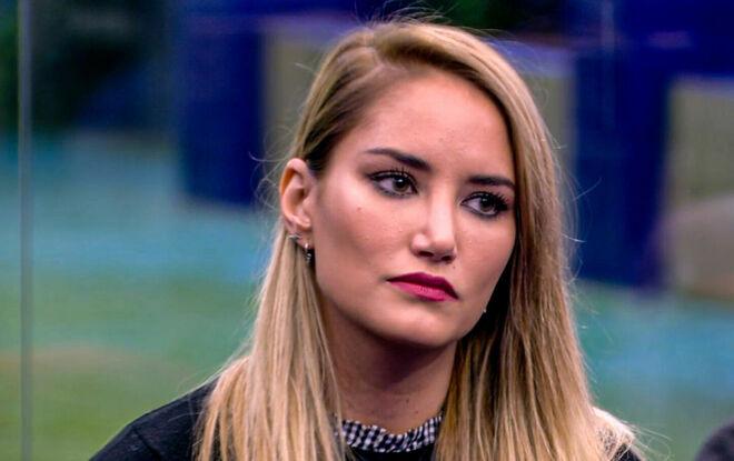 Alba Carrillo en GH VIP