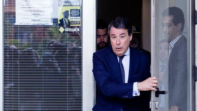 Ignacio González en Estepona.