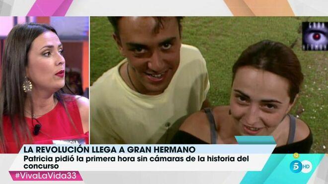 Patricia apareció en 'Viva la vida' para hablar de su relación con Kiko Hernández