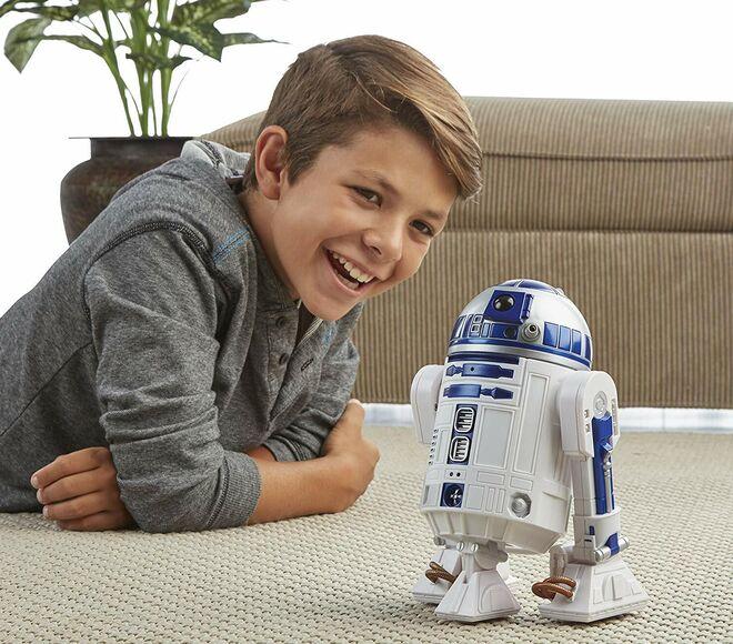 R2d2robot