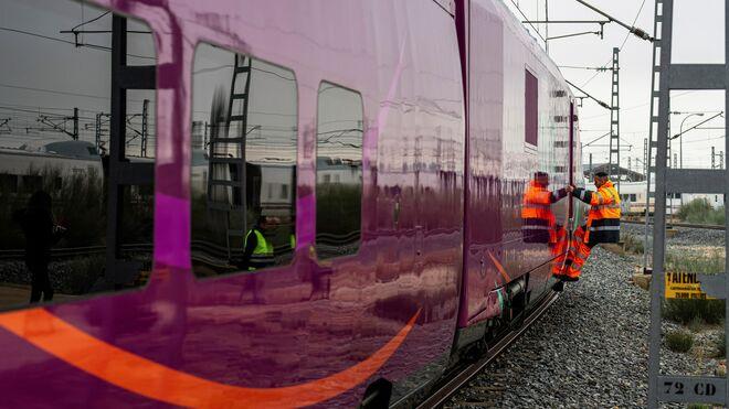 Tren de alta velocidad de bajo coste de Renfe (AVLO)