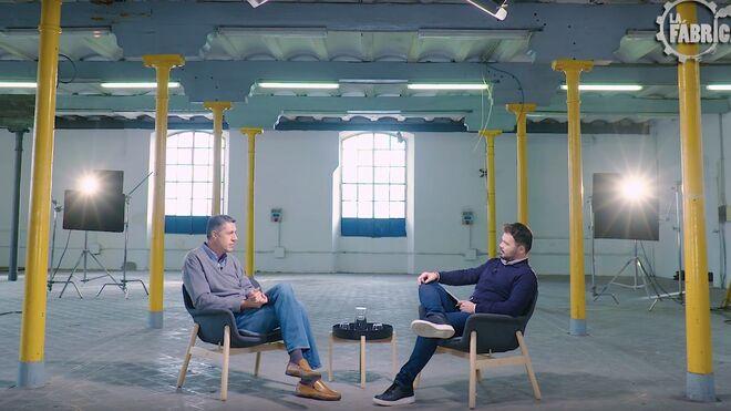 Xavier García Albiol entrevistado por el diputado de ERC Gabriel Rufián en su programa de Youtube.