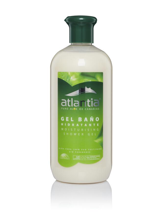 Gel de baño hidratante. PVP: 12.90€
