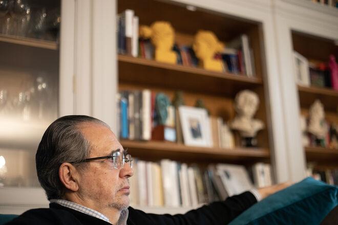 Miguel Henrique Otero, director de El Nacional, en entrevista con Vozpópuli