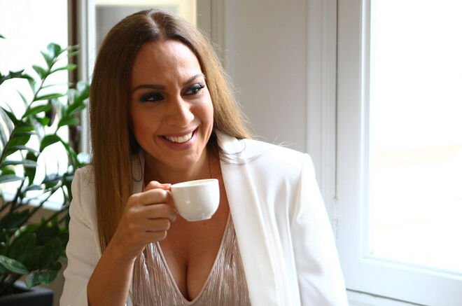 Mónica Naranjo en una imagen de archivo