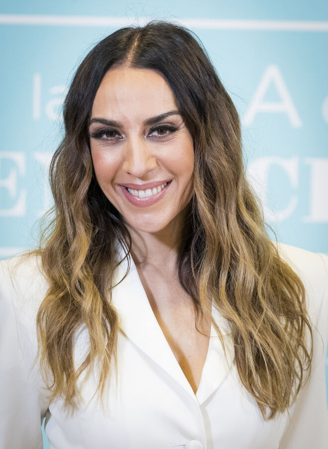 Mónica Naranjo en una imagen de enero de 2020
