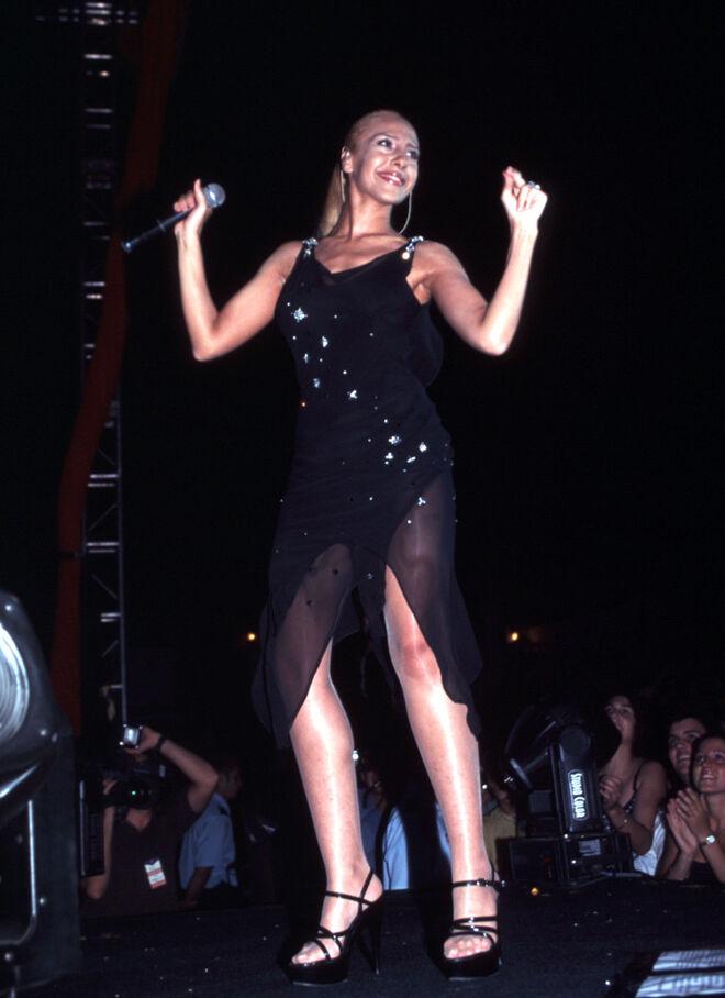 Mónica Naranjo en 1999