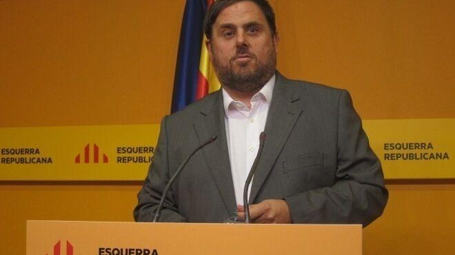 Oriol Junqueras en una imagen de archivo.