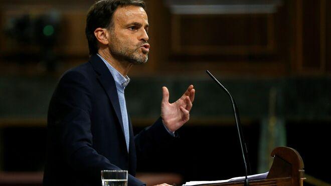 El nuevo presidente de Unidas Podemos en el Congreso, Jaume Asens