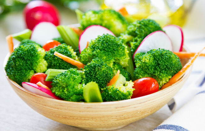 Verduras: buenas, nutritivas y baratas