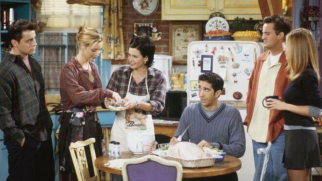 Un actor de 'Friends' muere a los 51 años de forma trágica