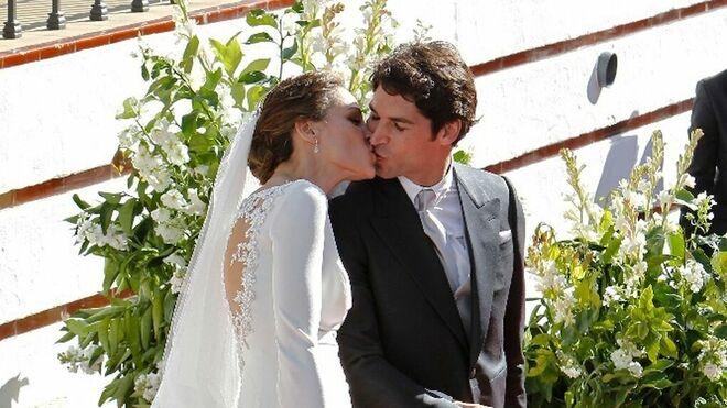 La boda de Eva González y Cayetano Rivera.