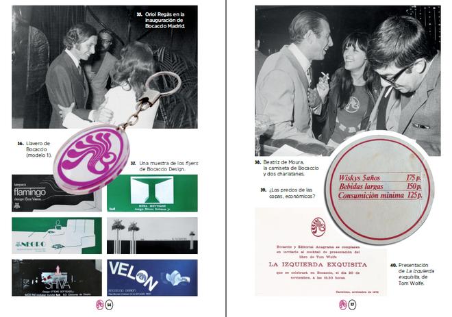 Algunas de las fotografías incluidas en el libro.