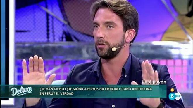 Antonio Pavón en el Deluxe
