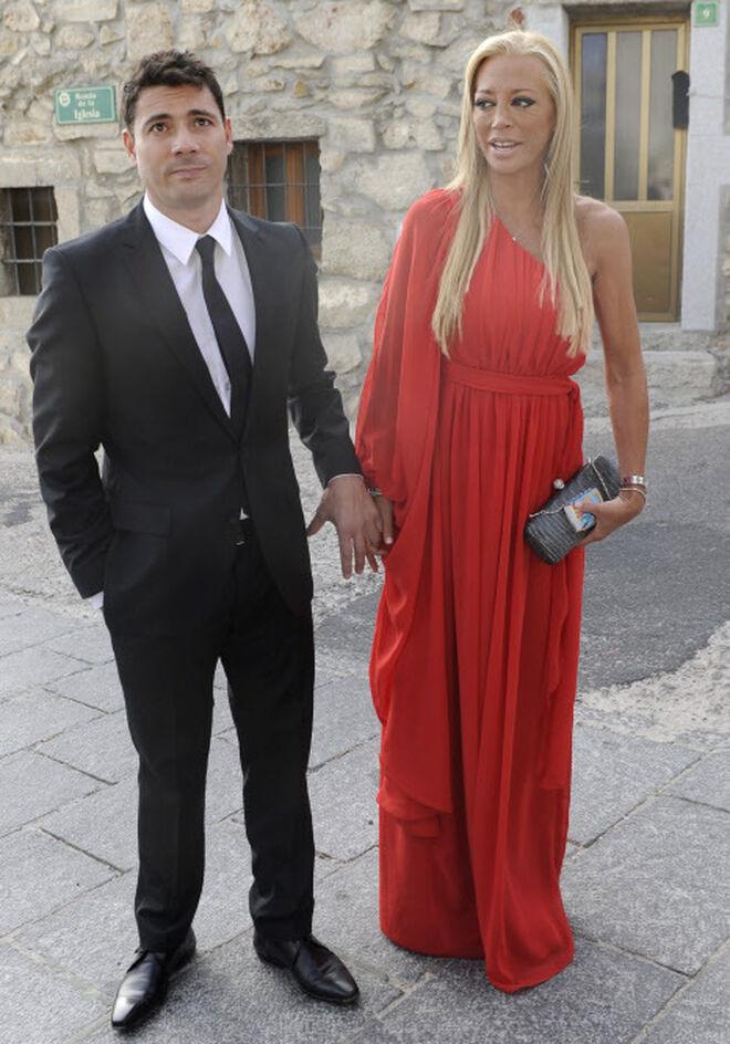 Fran Álvarez y Belén Esteban cuando salían