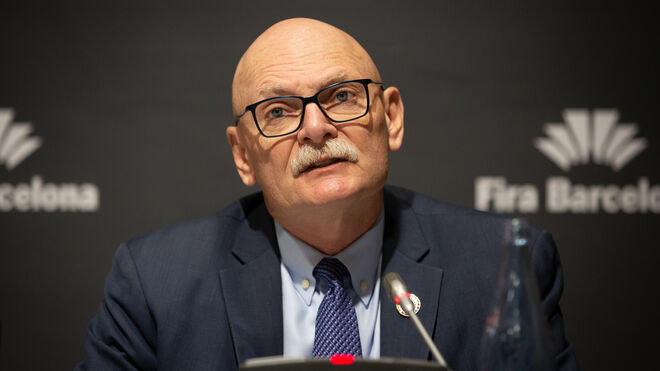 John Hoffman, consejero delegado de GSMA