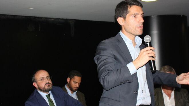 Nacho Martín Blanco, diputado de Cs