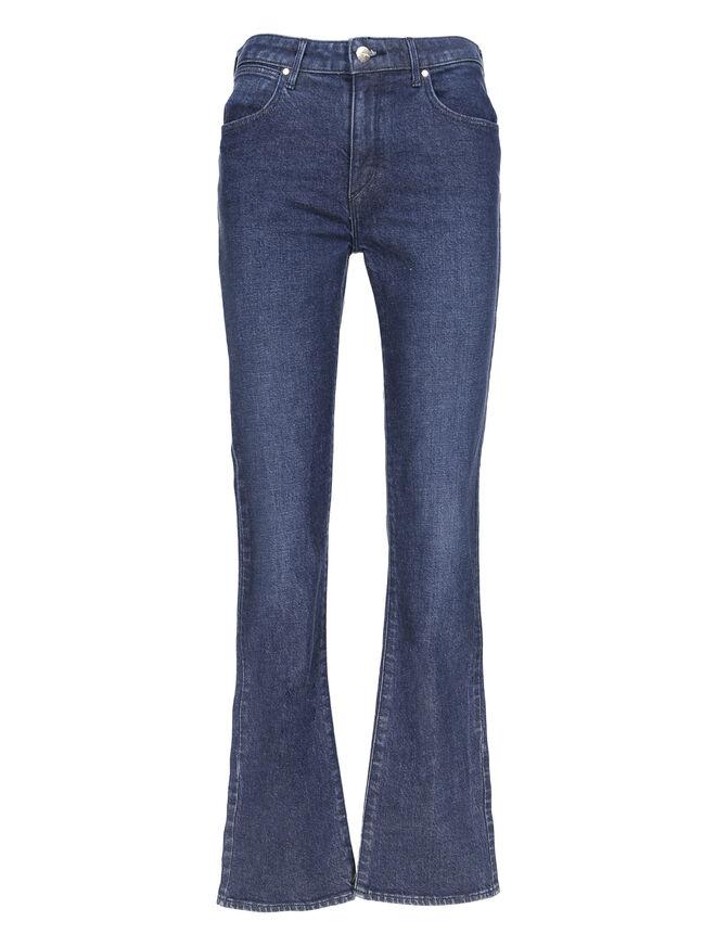 Pantalones vaqueros de campana. PVP: 89.95€