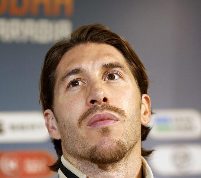 Sergio Ramos en la actualidad