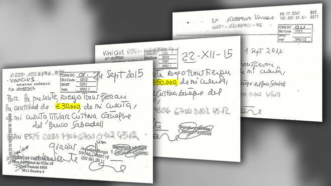 Suiza aporta al 'caso Morodo' los movimientos de las cuentas de la esposa del exembajador.