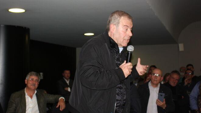 Tomás Guasch, el ministro de Deportes de Tabarnia