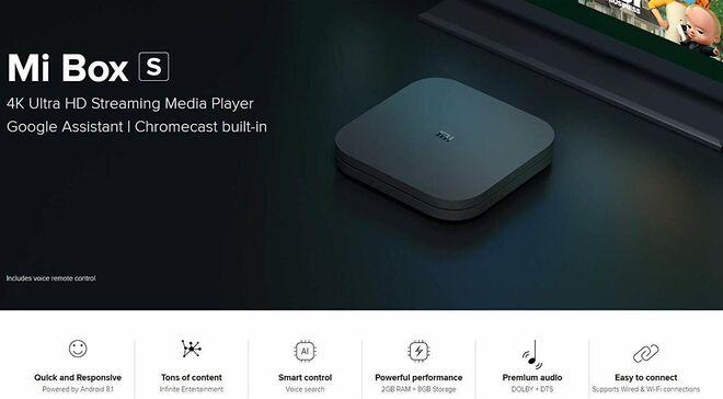 XiaomiMiBox