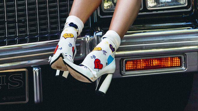Los calcetines se pueden comprar sueltos (PVP: 13.95€) o en pack de 3 (PVP: 23.95€)