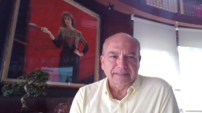 El presidente de la Federación de Comunidades Judías de España, Isaac Querub